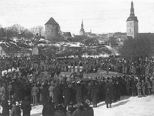 Eesti vallutamine sakslaste poolt