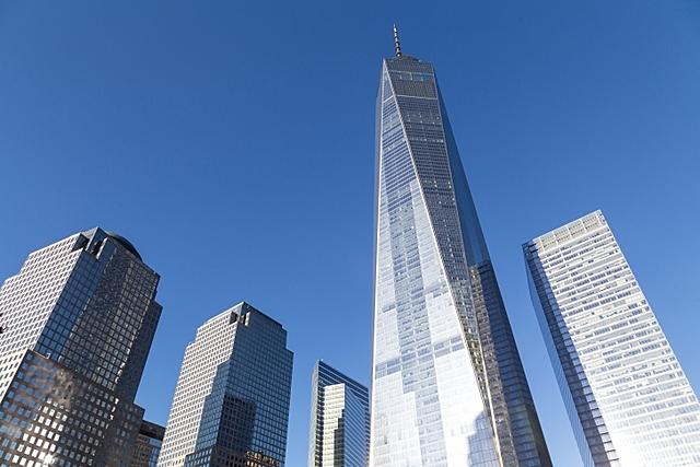 One World Trade Center | 541.3 m | 94 korrust