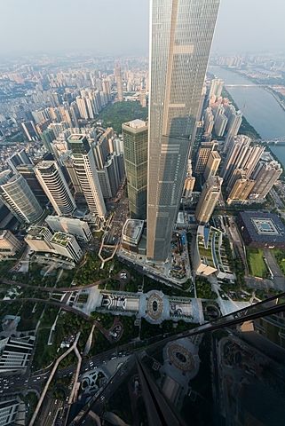 Guangzhou CTF Finance Center | 530 m | 111 korrust