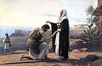 Saul is crowned king