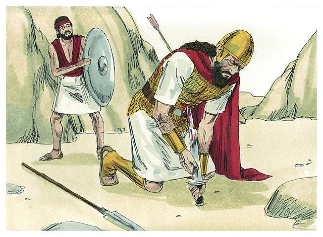 King Saul Dies