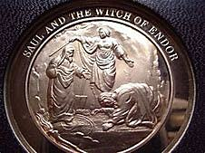 Saul and the Witch