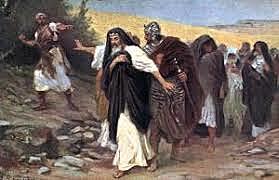 Absalom Rebels Against David