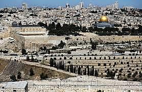 David Captures Jerusalem