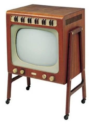 Inaguracion de la television