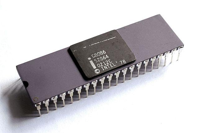 Microprocessador 8086 e 8088