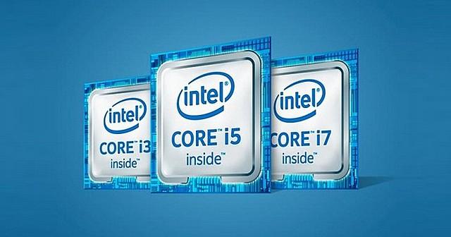 Microprocessores intel Core i3, i5 e i7 quad-core