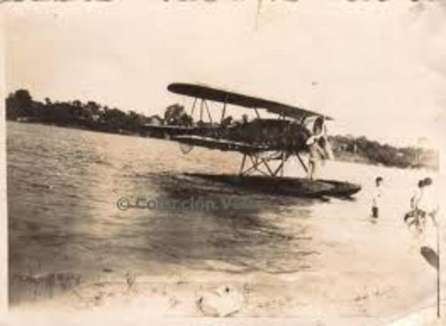 Aviacion en Colombia