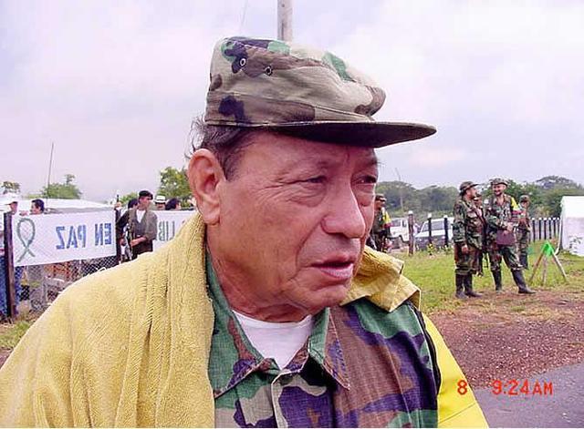 Muerte de Manuel Marulanda Velez