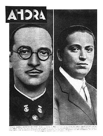 Asesinatos del teniente Castillo y de Jose Calvo Sotelo