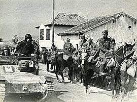 Ofensiva de Franco en Aragón