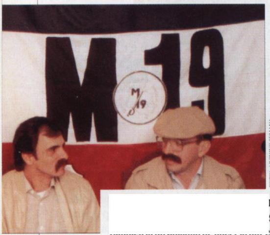 Se funda el grupo guerrillero M-19