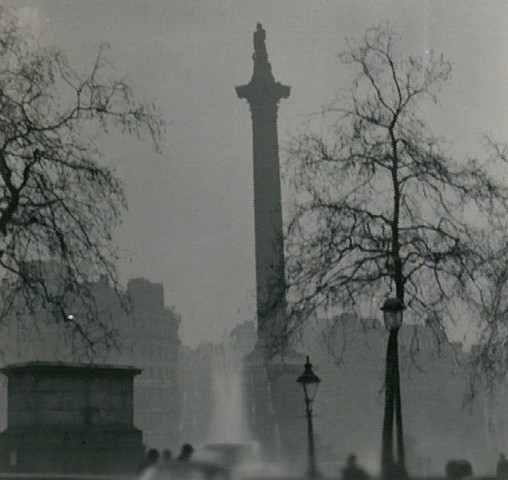 La Gran Niebla de Londres