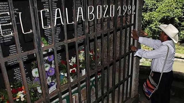 Masacre El Calabozo