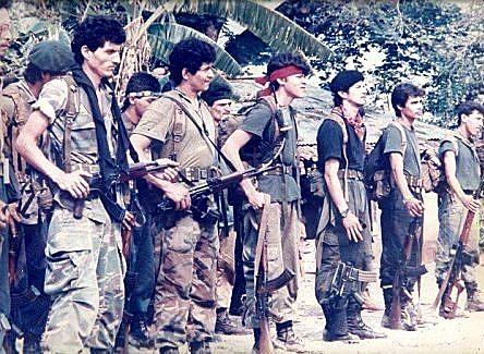 Usulután, es tomada por el FMLN