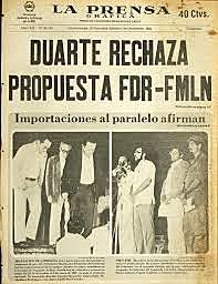 Segundo dialogo por la paz, Ayagualo