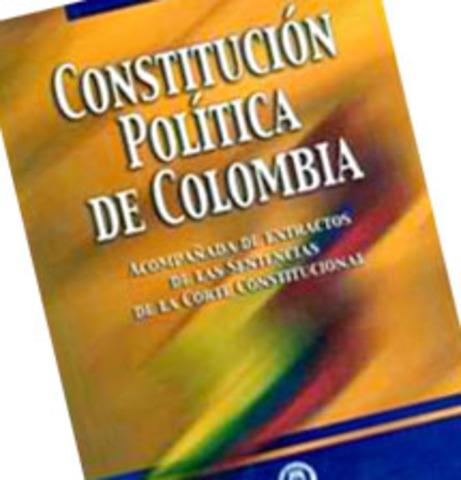 Regeneracion - Constitucion de 1886-