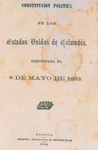la Constitución de Rionegro