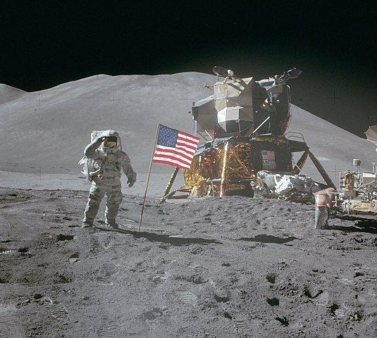 Die Mondlandung