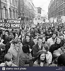 USA: Anti-Vietnamdemo