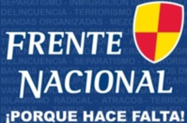 Medio Siglo - formó el Frente Nacional.-