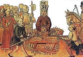 Establecimiento de la Inquisición en Aragón.