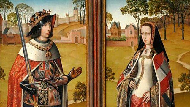 Juana y Felipe I, reyes de Castilla