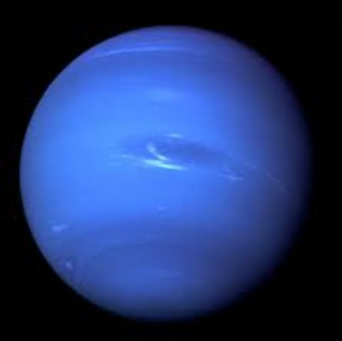 Neptune was discovered by Galle and d'Arrest (Fotopedia for photo)