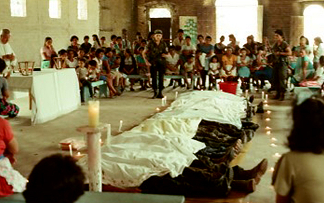 Masacre en el cantón El Mozote, Chalatenango