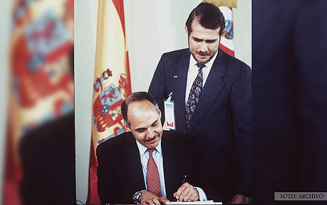 El Acta de New York, referente histórico de los Acuerdos de Paz en El Salvador