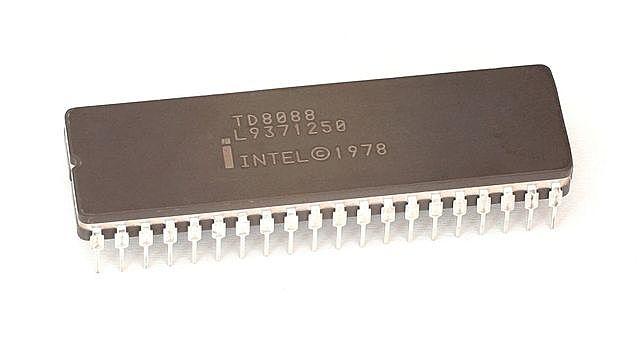 Intel 8088, o XT