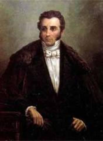 Joaquin Mosquera presidente