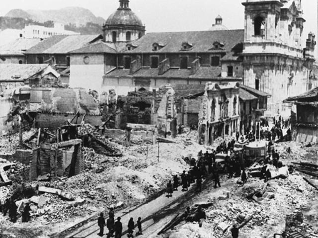 Epoca de Violencia (Bogotazo)
