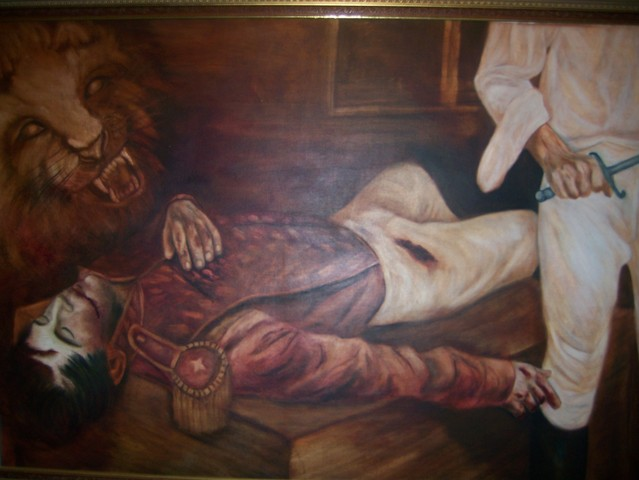 Asesinato de Córdova