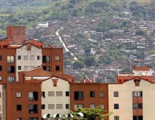 Destruida capital del valle