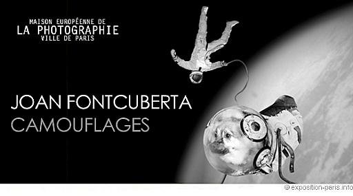 Prof - Monter une exposition / Joan Fontcuberta: «Camouflages» (Maison Européenne de la Photographie, Paris, Art Conceptuel, Photomontage)