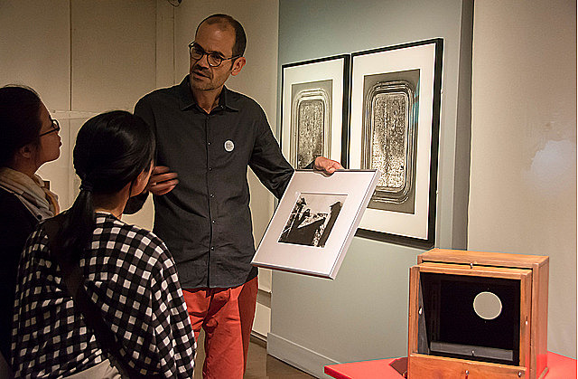 Prof - Exposition permanente / exposition temporaire / Musée Nicéphore Niépce: «Visite commentée en famille» (Visite encadrée par un guide – conférencier; durée: 1h30)