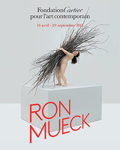 Prof - Rendre compte d'un processus / Fondation Cartier pour l'art contemporain: «Ron Mueck/ Making-of de l'exposition» (film inédit de 04:29 réalisé lors de la mise en place de l'exposition temporaire ouverte au public du 16 au 29 septembre 2013)