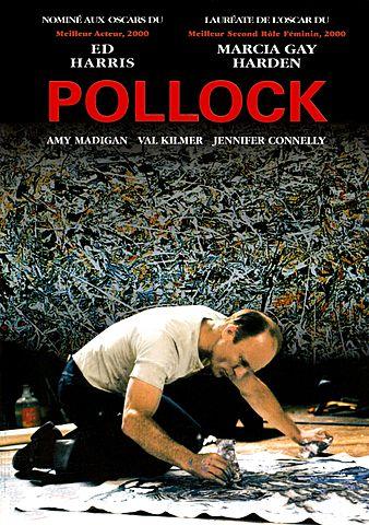 Prof - L'accident / la découverte / Ed Harris: «Pollock» (film américain sorti en 2000, durée: 1h59')