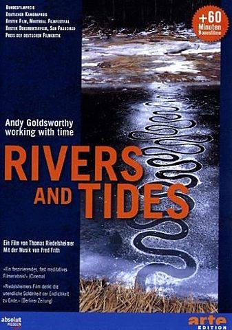 Prof - L'éphémère et la trace / Thomas Riedelsheimer: «Rivers and Tides» (documentaire durant 1h30)