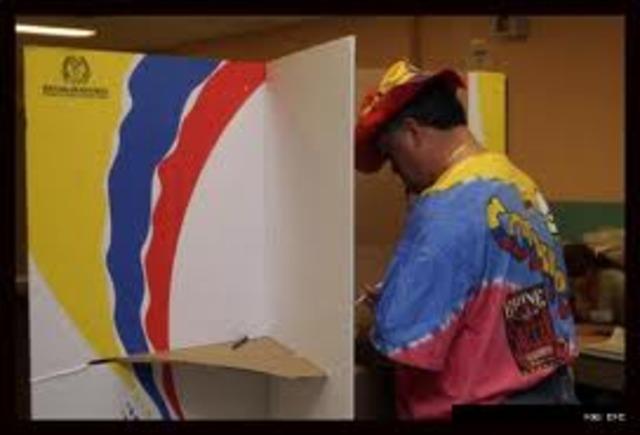 Se pone en marcha la elección popular de alcaldes.