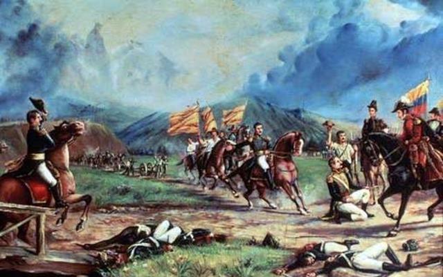 El general Tomás Cipriano de Mosquera, Presidente del Cauca, se rebela contra el gobierno general.