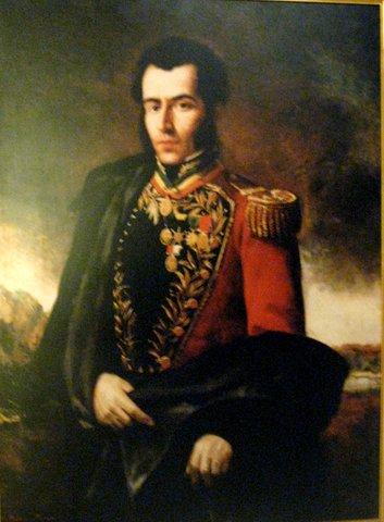 Rafael Reyes derrota a los rebeldes