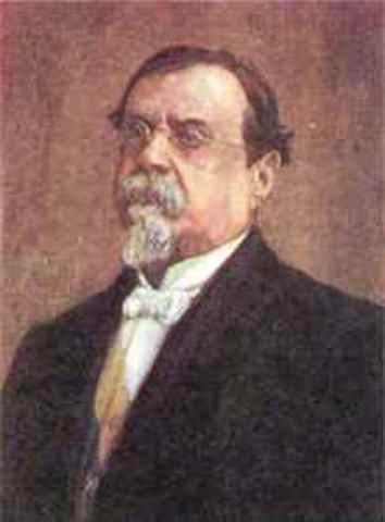 Miguel Antonio Caro renuncia a su candidatura Presidencial.