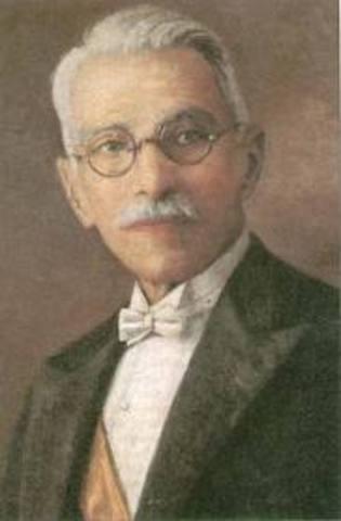 Posesión Carlos E. Restrepo