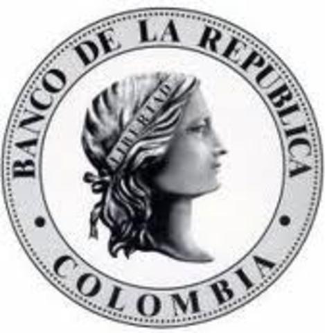 Constitución Banco de la Republica