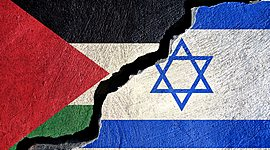 History of the Israeli-Palestinian Conflict timeline