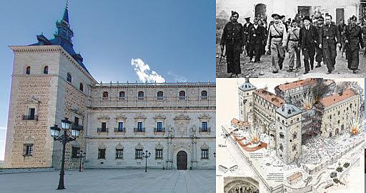 Liberación Alcázar de Toledo