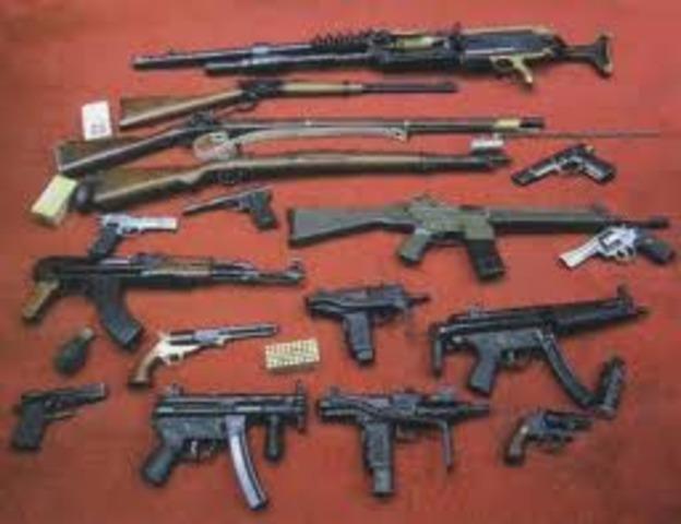 Los jefes liberales acuerdan rendir las armas.
