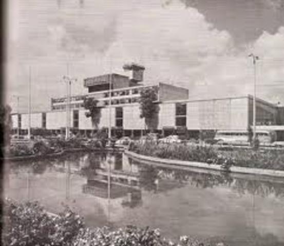 Inauguración Aeropuerto El Dorado
